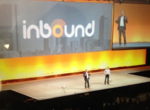 Dharmesh Shah and Brian Halligan, INBOUND 13